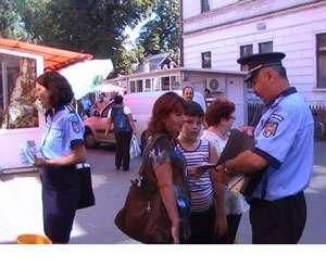 Fapte antisociale sancționate de către Polițiștii sigheteni