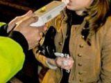 FĂRCAŞA: O tânără a fugit de poliţie pentru că se afla la volan sub influenţa alcoolului