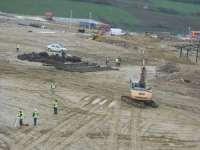 FĂRCAȘA: Şantierul pentru depozitul ecologic al deșeurilor se deschide în septembrie