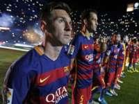 FC Barcelona a câștigat Supercupa Europei după un meci cu 9 goluri