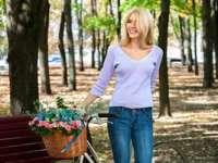 Femeile care locuiesc în zone cu mai multă verdeață trăiesc mai mult