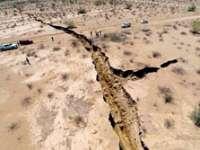 FENOMEN MISTERIOS: O fisură gigant de 1 km a apărut în Mexic - VIDEO