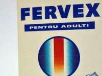 Fervex pentru adulţi şi copii este retras din farmacii
