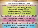 FESTIVALUL CASTANELOR 2016 - Cine va urca pe scenă vineri, 23 septembrie