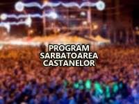 FESTIVALUL CASTANELOR – Programul integral al manifestării