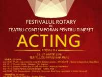 Festivalul de Teatru Contemporan pentru Tineret ACTING