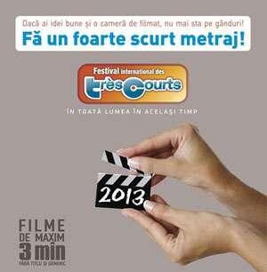Festivalul filmelor de scurt metraj acum si in Sighet !