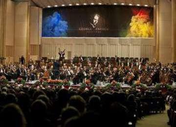 """Festivalul """"George Enescu"""" este cel mai mare festival de muzică clasică organizat vreodată la București"""