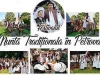 """Festivalul """"Nuntă Tradițională"""" în Petrova, la a II-a ediție"""