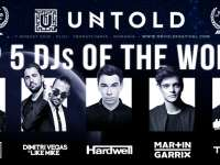 Festivalul Untold începe joi la Cluj-Napoca