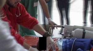 Fetiță de cinci ani accidentată la Baia Mare