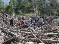 Filipine: Zeci de mii persoane au rămas fără un acoperiş deasupra capului după trecerea taifunului Utor