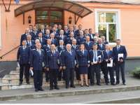 Final de carieră pentru 25 de polițiști din cadrul IPJ Maramureș