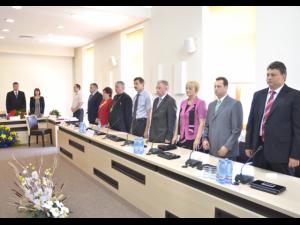 Final de ședință de Consiliul local Sighet cu scântei