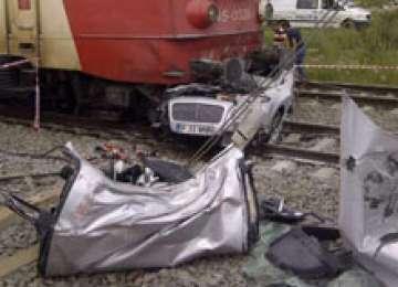 Finul lui Gigi Becali, ucis într-un accident de tren