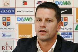 Flavius Stoican nu mai este antrenorul lui Dinamo București