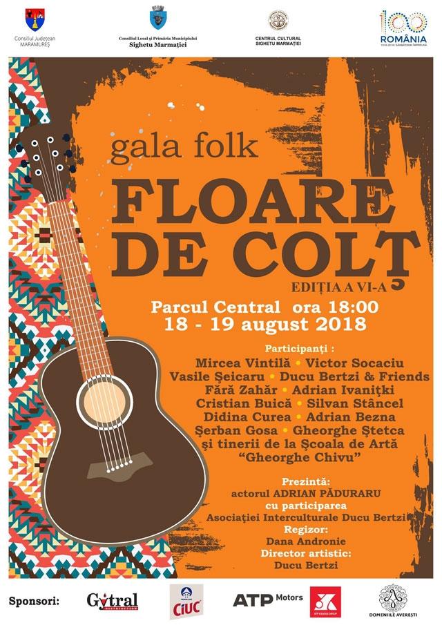Festivalul de muzică, artă medievală și folk ediția 2018