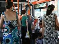 Folosirea transportului în comun ajută la menținerea siluetei
