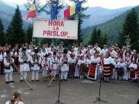 """Formații din Maramureș, Bistrița-Năsăud și Suceava la Festivalul de folclor """"Hora la Prislop"""""""