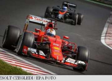 Formula 1 - Sebastian Vettel a câștigat MP al Ungariei