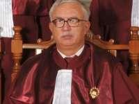Fostul președinte al Curții Constituționale, Augustin Zegrean, luat în calcul pentru șefia filialei PNL Bistrița-Năsăud