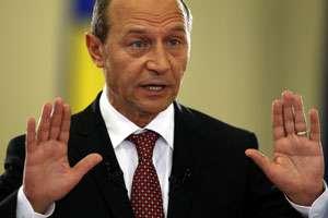 Fostul preşedinte, Traian Băsescu, urmărit penal pentru ameninţare