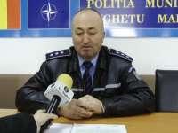 ACTUALIZARE - Fostul sef al Poliției Rutiere din Sighetu Marmației a fost arestat