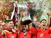 FOTBAL: CFR Cluj a câștigat pentru a patra oară Cupa României