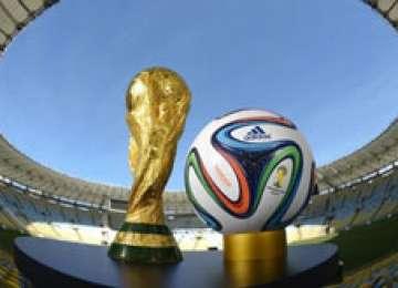 FOTBAL- CUPA MONDIALĂ 2014: Programul meciurilor de la turneul final