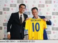 Fotbal: Echipa națională a României are un nou sponsor principal - Telekom