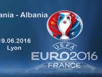 FOTBAL - EURO 2016: România are o singură variantă în fața Albaniei, victoria