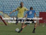 FOTBAL JUNIORI - Academia Minerul organizează o selecție pentru completarea loturilor de jucători U19 și U17