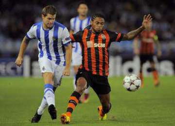 Fotbal: Liga Campionilor - Șahtior a câștigat la San Sebastian, Real Madrid a făcut scor cu Galatasaray