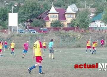 FOTBAL OLD-BOYS: Sport Team Baia Mare – Minerul Răzoare, scor 2-2 (1-1)