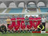 FOTBAL OLD-BOYS: Sport Team – Haiducii Baia Mare, scor final 7-2