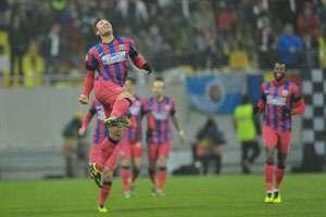 Fotbal: Steaua București ocupă locul 20 în clasamentul mondial al cluburilor