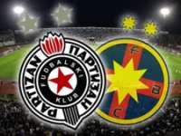 FOTBAL: Steaua București - Partizan Belgrad 1-1, în turul trei preliminar al Ligii Campionilor