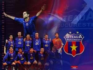 Fotbal - Steaua, campioană din punct de vedere matematic