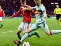 FOTBAL: Țara Galilor - Belgia, scor 3-1. Galezii, calificare fantastică în semifinale