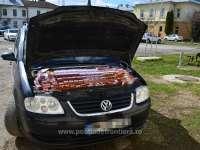 FOTO - 12.000 pachete cu ţigări, confiscate la frontiera de nord