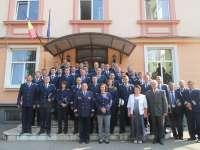 FOTO: 19 ofiţeri şi 72 agenţi de poliţie din cadrul IPJ Maramureş au fost avansaţi în grad