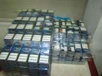 FOTO -  7.500 pachete de țigări au fost confiscate de către polițiștii de frontieră la Valea Vișeului