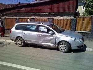 FOTO - ACCIDENT GRAV în Sighetu Marmației