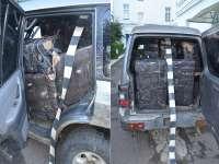 FOTO - Acţiuni în forţă la frontieră pentru combaterea contrabandei cu ţigări: Urmăriri şi focuri de armă pentru reţinerea contrabandiştilor