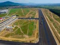 FOTO: Aeroportul Internațional Baia Mare, operațional din punct de vedere al curselor la începutul anului 2017