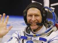 FOTO: Astronautul Tim Peake a postat pe contul său o fotografie cu orașul Constanța văzut din spațiu