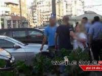 FOTO: BAIA MARE - Doi frați au bătut crunt un client al unui local