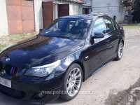FOTO - BMW căutat în Marea Britanie și depistat la Petea