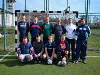 FOTO - Campionat de minifotbal organizat de jandarmi