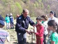 FOTO - Şcoala Altfel la Postul Montan de Jandarmi Cavnic